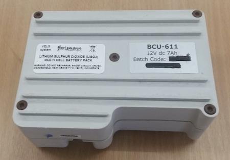 Eeltex BCU611_Battery_6135994954750_front